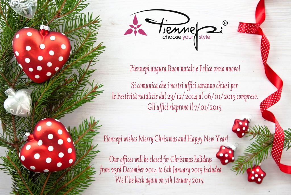 Buon Natale Anno Nuovo.Buon Natale E Felice Anno Nuovo Pnp Plast