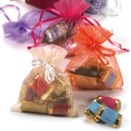 Buste regalo in Tessuto
